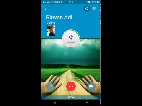 BBM Video Chat Beta Test For All User