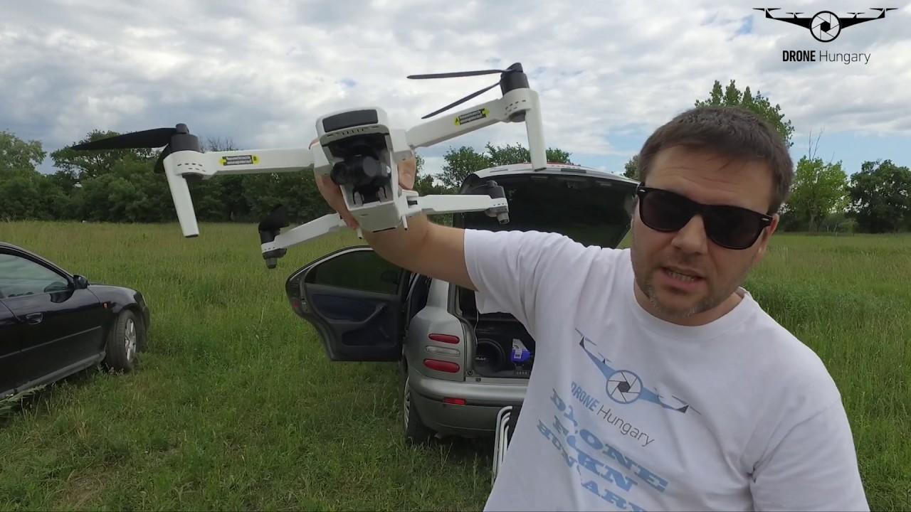 Zino miért??? - Drone Hungary - Drón teszt