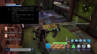 Save the world (GIVEWAY) 130 serious diggers sub to be entere fortnite/live/trading