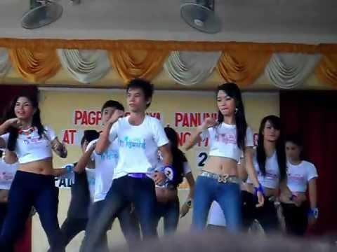 Intramurals - Mr. Intrams 2012 - San Roque High School