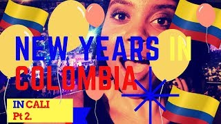 COLOMBIA TRAVEL: NEW YEARS IN COLOMBIA The Beginning | FERIA POKER | Pt 2 | Chanelle Adams
