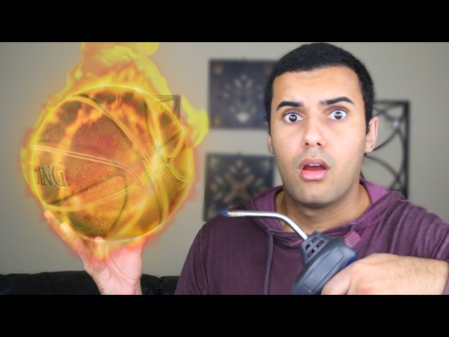 EXPERIMENT!! EXTREME FLAMING SPORTS!! (BASKETBALL, BASEBALL, AND MORE) *DANGEROUS*