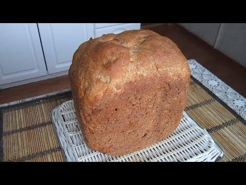 Хлеб ржаной в хлебопечке