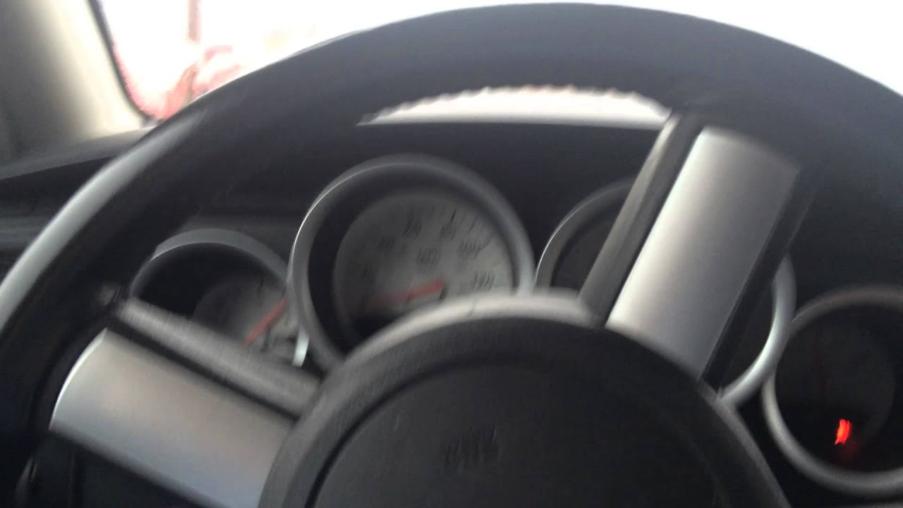 2007 Dodge Magnum Not Starting After Sitting About 20 Minutes