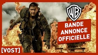 Mad Max Fury Road - Bande Annonce Officielle (VOST) - Tom Hardy / Charlize Theron streaming