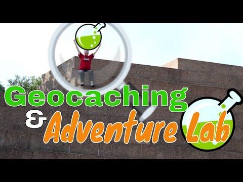 Geocaching & The Adventure Lab