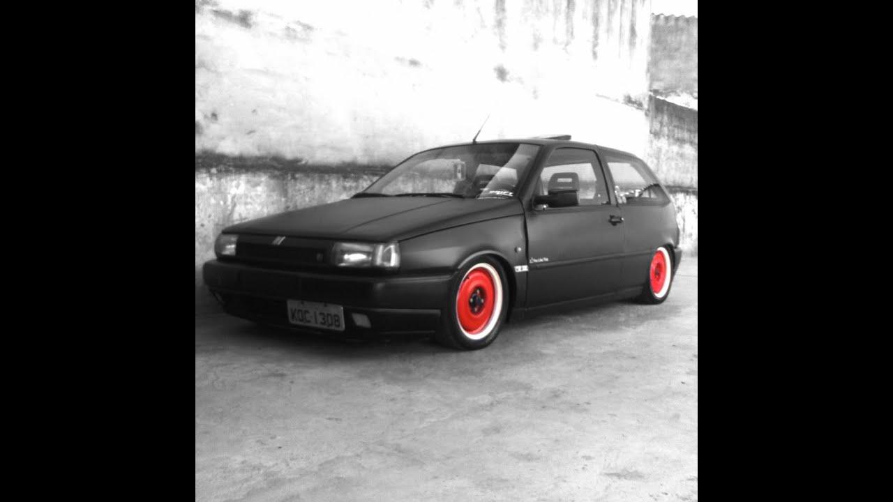 Fiat Tipo 1 6 Ie   U0026quot Scarface U0026quot  Matte Black