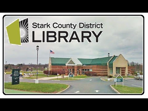 Abandoned Library Jackson Branch Massillon Ohio Stark County
