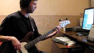 Ария (Дальнобойщики-2) - Грязь (bass cover)