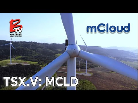 mCloud Technologies (TSX.V: MCLD): Solving the World's Most Challenging Energy Problems