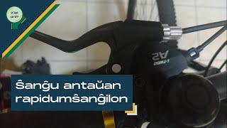 Ŝanĝu Antaŭan Rapidumŝanĝilon (de Biciklo) | Kiel Oni?