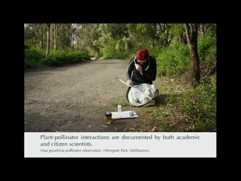 L Mata: Pollinator Observatories - Citizen Science To Reconnect People With Nature In Cities