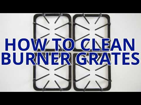 Sears Home Hacks Tested: How to Clean Stove Burner Grates