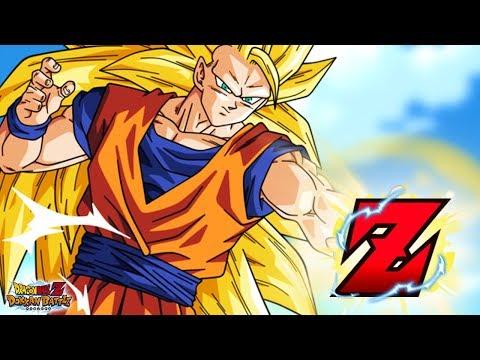 NEW GAME MODE! SSJ3 GOKU EXTREME Z-AWAKENING! Dragon Ball Z Dokkan Battle