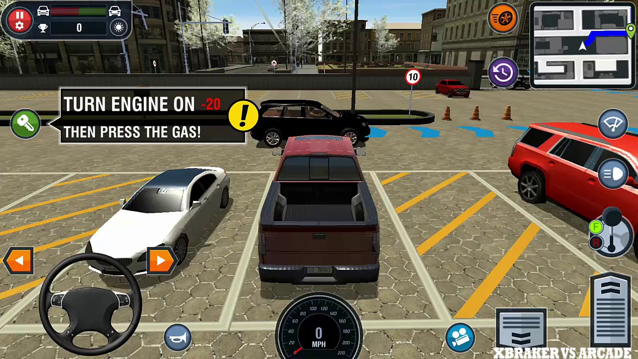 Arcade Driving School >> Car Driving School Simulator Cars Game Test Drive Android Gameplay Hd