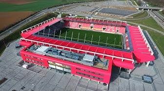 SSV Jahn Regensburg - Continental Arena