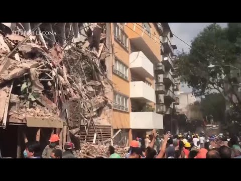 Inside Mexico's earthquake rescue missions