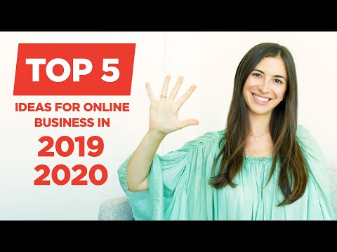 TOP 5 Business Ideas To Boom In The Next 5 Years For Beginners