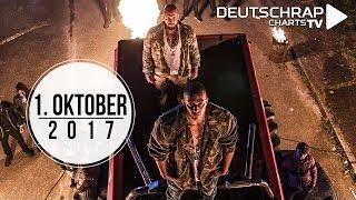 TOP 20 Deutschrap CHARTS | 1. Oktober 2017