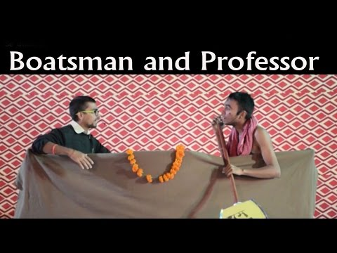 Drama -- Boatsman and Professor -- Directed by H.G. Rasraj Prabhu(ISKCON DELHI)