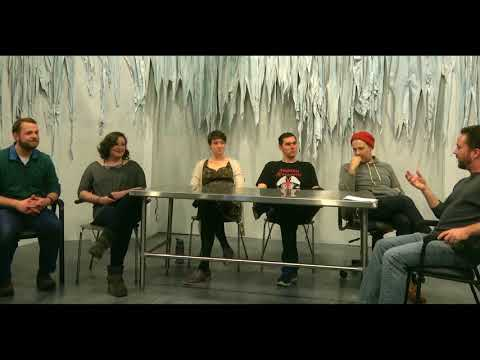 """ROUND TABLE DISCUSSION: """"THE DEATH OF WALT DISNEY"""" - Single Carrot Theater - Baltimore, Maryland"""