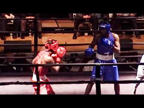 Bruce Carrington Vs. Brandon Browne : Ringmaster Boxing : 141 Lb. Elite.  3 Rounds
