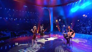 Eurovision 2011 | Suiza~Switzerland~Suisse~Schweiz | Anna Rossinelli | In love for a while