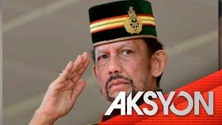 Gay death penalty sa Brunei
