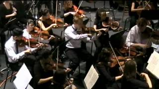 Dvorak, Slavonic Dance No.8 in G minor, Sewanee Summer Music Festival, Cumberland Orchestra