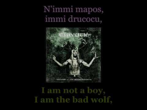 Eluveitie - Omnos - Lyrics / english subtitles (NWOBHM)