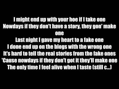 Future Coming out strong ft The Weeknd With Lyrics