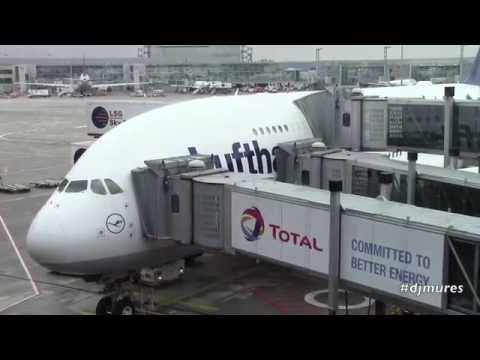 PERSONAL @ China - Boeing 747 Frankfurt to Shanghai 2015