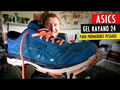 Atentos a las ASICS GEL KAYANO 24 !: reseña profunda