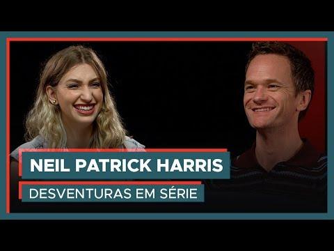 NEIL PATRICK HARRIS | Entrevista sobre Desventuras em Série