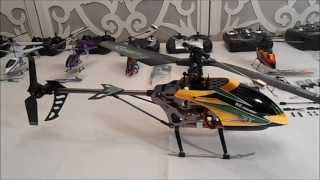 TheBestRCHelicopters.net - Review of the WL Toys V912 MAX - 4 Channel - 2.4GHz - Outdoor Heli