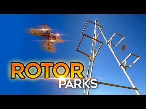 Building a Rotor Park