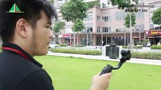 Test thử Gimbal chống rung Zhiyun Smooth Q - Thiết bị chống rung rẻ nhất cho quay phim điện thoại