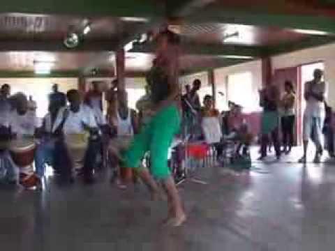 Cultural Dance - Grenada