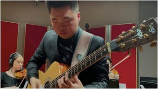 Mason Williams - Classical Gas (Performed by Jason Ji)