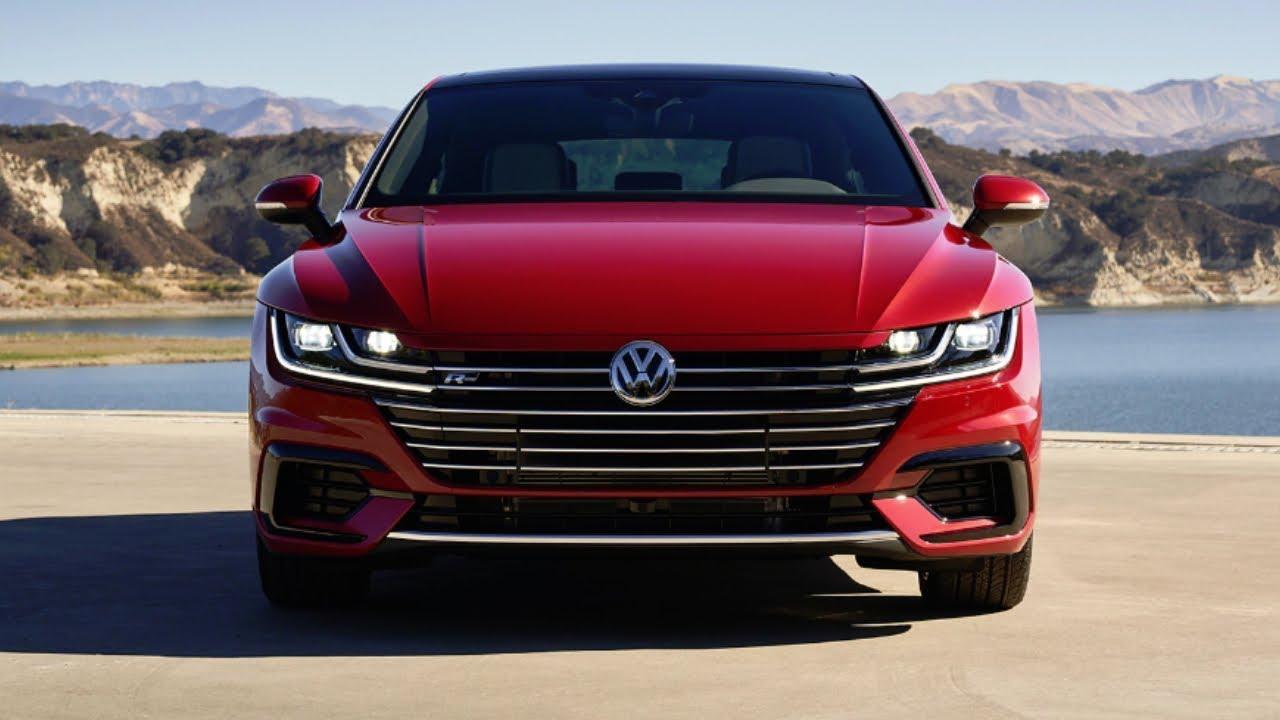 2020 Volkswagen Arteon Sedan R Line 4motion Youtube