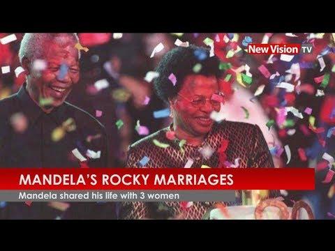 Mandela's rocky marriages