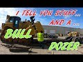 VALLEY TRANSPORTATION !!!  I TELL YOU STUFF AND A BULL DOZER !!!