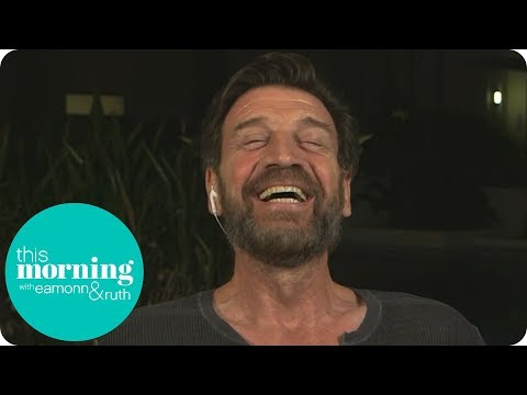 Nick Knowles Reveals Shocking Weight Loss Whilst in I'm a Celeb | This Morning