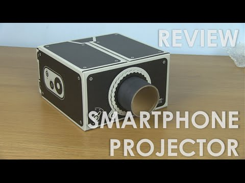 Smart Phone Projector | Review