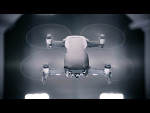 DJI - Mavic Air - Introducing the Mavic Air