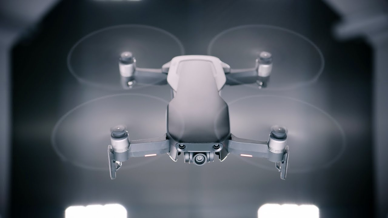 DJI's Small, Smart Mavic Air Drone Is Easy To Fly—And Love