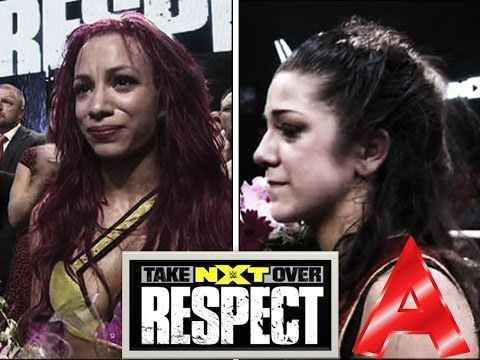 NXT Takeover Respect Full Show Review :: Bayley vs. Sasha Banks Iron Woman Main Event