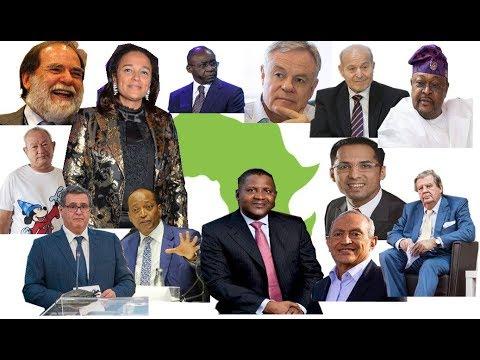 Africa's Top billionaires of 2019