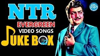 NTR Evergreen Video Songs - Jukebox || NTR Old Songs || Melody Songs || Super Hit Songs