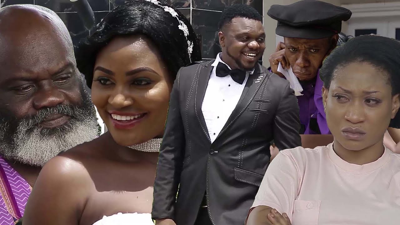 Download OMG! KEN ERICS ALMOST MARRIED TWO SISTERS - (Oge Okoye/Chizzy)  2019 Latest Nigerian Nollywood Movie